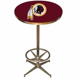 Washington Redskins NFL Team Pub Table