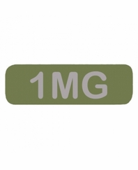1MG Patch Large OD