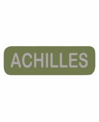 ACHILLES Patch Large OD