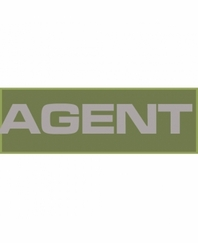 Agent Patch Large (Olive Drab)