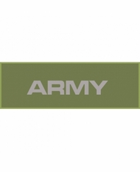 Army Patch Large (Olive Drab)