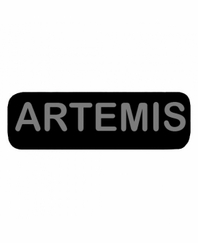 ARTEMIS Patch Large Black