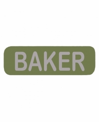 BAKER Patch Large OD