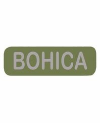 BOHICA Patch Large OD