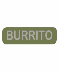 BURRITO Patch Large OD