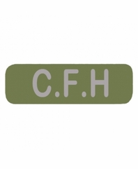 C F H Patch Large OD