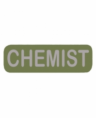 CHEMIST Patch Small OD