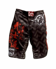 Contract Killer Hakkamo Fight Shorts - Black 30