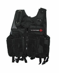 CORE Tactical Operations Paintball Vest