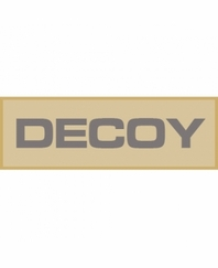decoy patch small tan