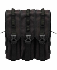 Dye Tactical MOLLE Locking Triple Pod Pouch