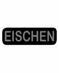 EISCHEN Patch Small Black