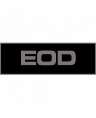 EOD Patch Large (Black)