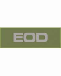 EOD Patch Small (Olive Drab)