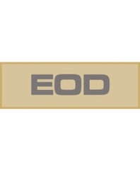 eod patch small tan