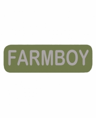 FARMBOY Patch Small OD