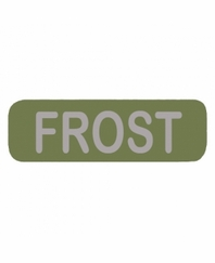 FROST Patch Large OD