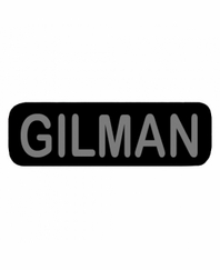 GILMAN Patch Small Black