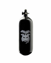 Guerilla Air 68ci 4500psi HPA Tank w Myth Regulator