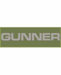Gunner Patch Large (Olive Drab)