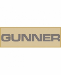 Gunner Patch Large (Tan)