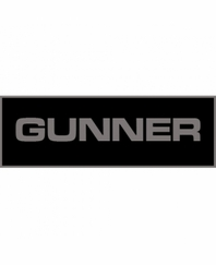 Gunner Patch Small (Black)