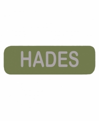 HADES Patch Large OD