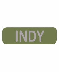 INDY Patch Large OD