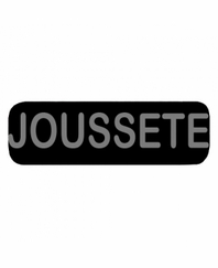 JOUSSETE Patch Large Black