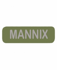 MANNIX Patch Small OD