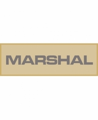 Marshal Patch Small (Tan)