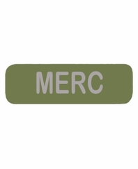 MERC Patch Small OD