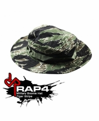Military Boonie Hat Tiger Stripe Regular size