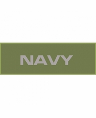 Navy Patch Small (Olive Drab)