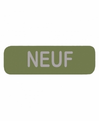 NEUF Patch Small OD