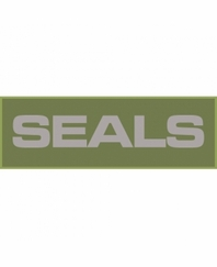 Seals Patch Large (Olive Drab)