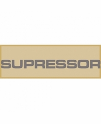 Supressor Patch Large (Tan)