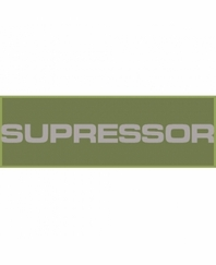 Supressor Patch Small (Olive Drab)