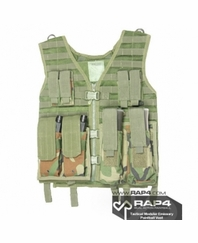 Tactical Modular Emissary Paintball Vest