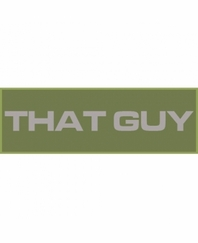 That Guy Patch Small (Olive Drab)