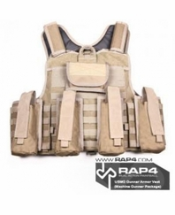 USMG Gunner Armor Vest (Machine Gunner Package)