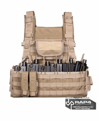 USMG Integrated Plate Carrier Assault Package
