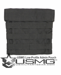USMG Low-Profile Admin Pouch III (LAP3)