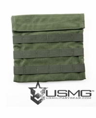 USMG Low-Profile Admin Pouch III LAP3 Olive Drab