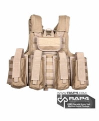 USMG Operator Armor Vest Machine Gunner Package