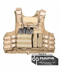USMG Operator Chest Rig Assault Package