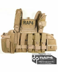 USMG Operator Chest Rig Tactical Package