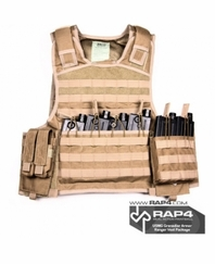 USMG Ranger Armor Vest Assault Package
