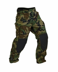 Valken V-TAC Sierra Paintball Pants - Woodland