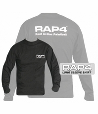 Youth Size RAP4 Long Sleeve Shirt